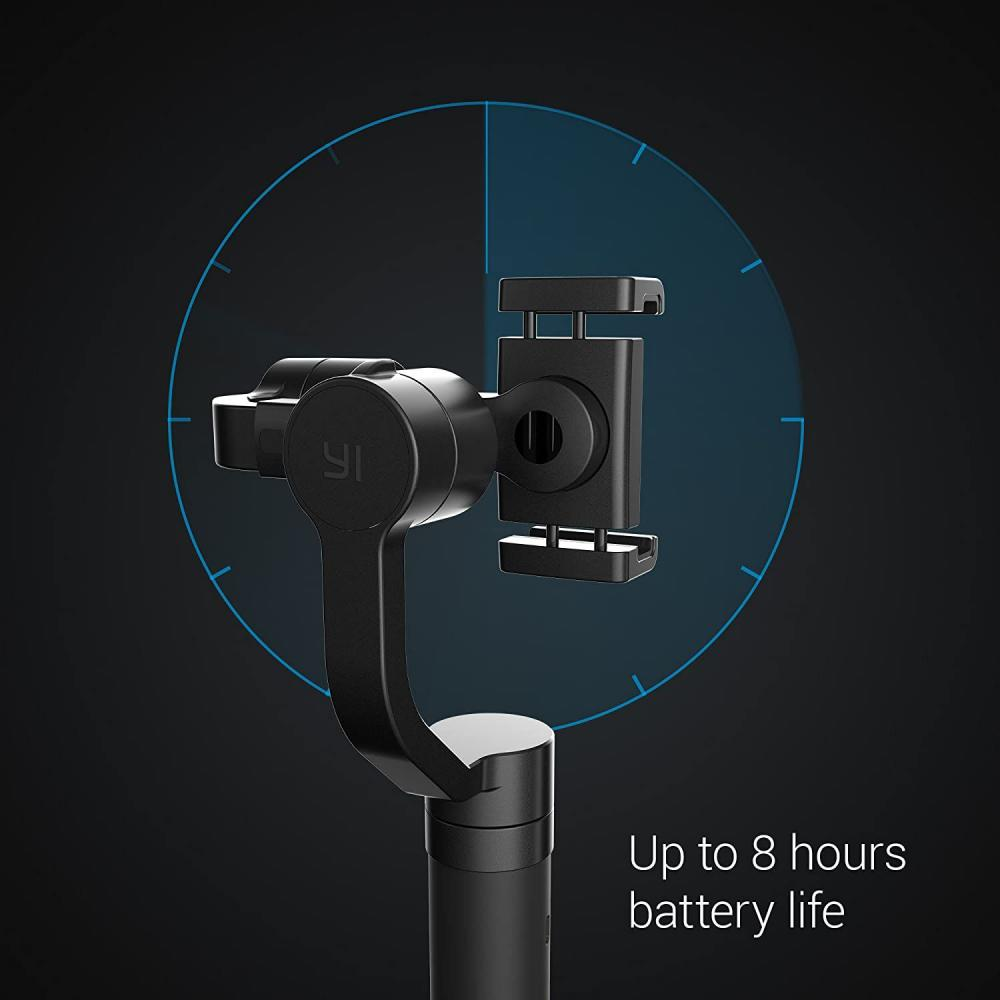 Yi Phone Gimbal 3 Axis Handheld Stabilizer With App Control (5)