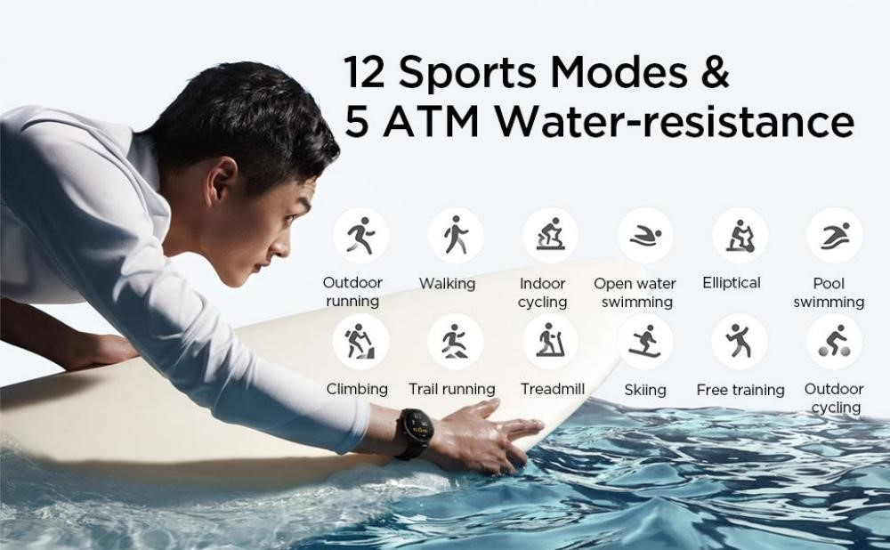 Amazfit Gtr 2 Smartwatch With 14 Day Battery Life (10)