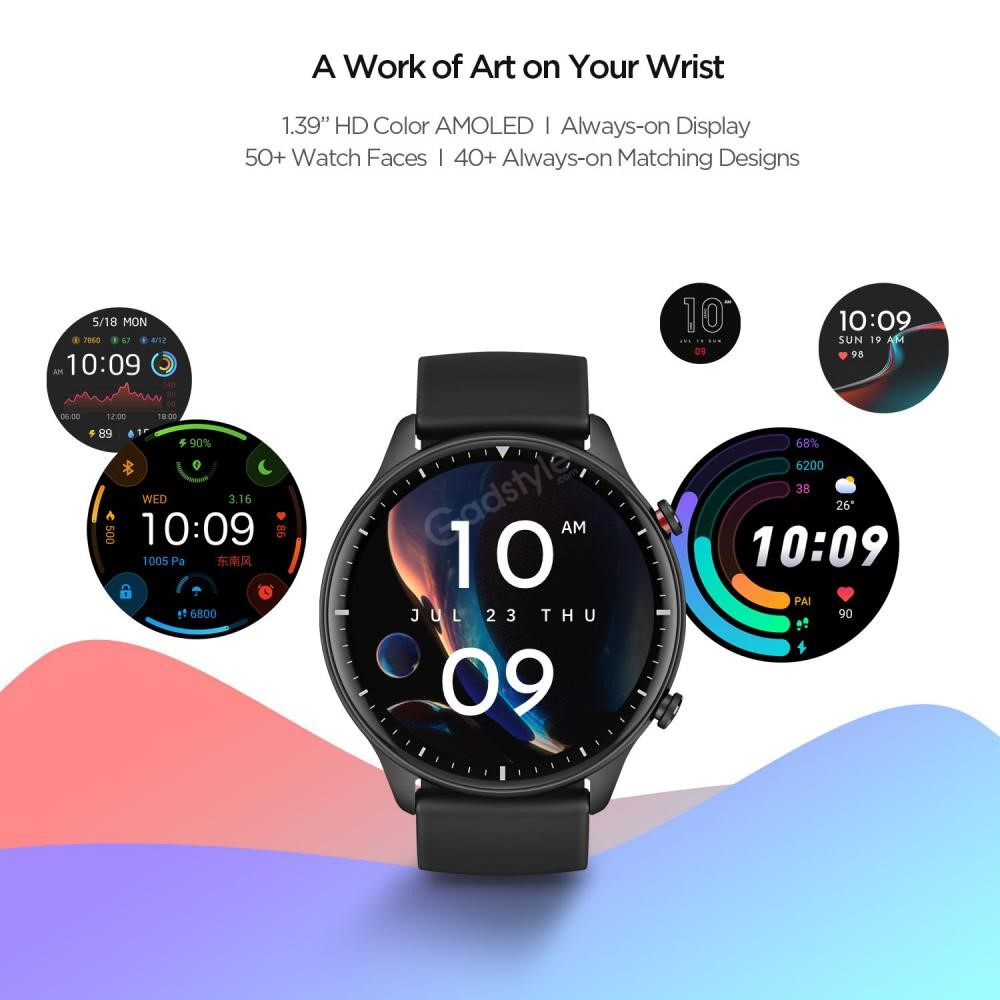 Amazfit Gtr 2 Smartwatch With 14 Day Battery Life (3)