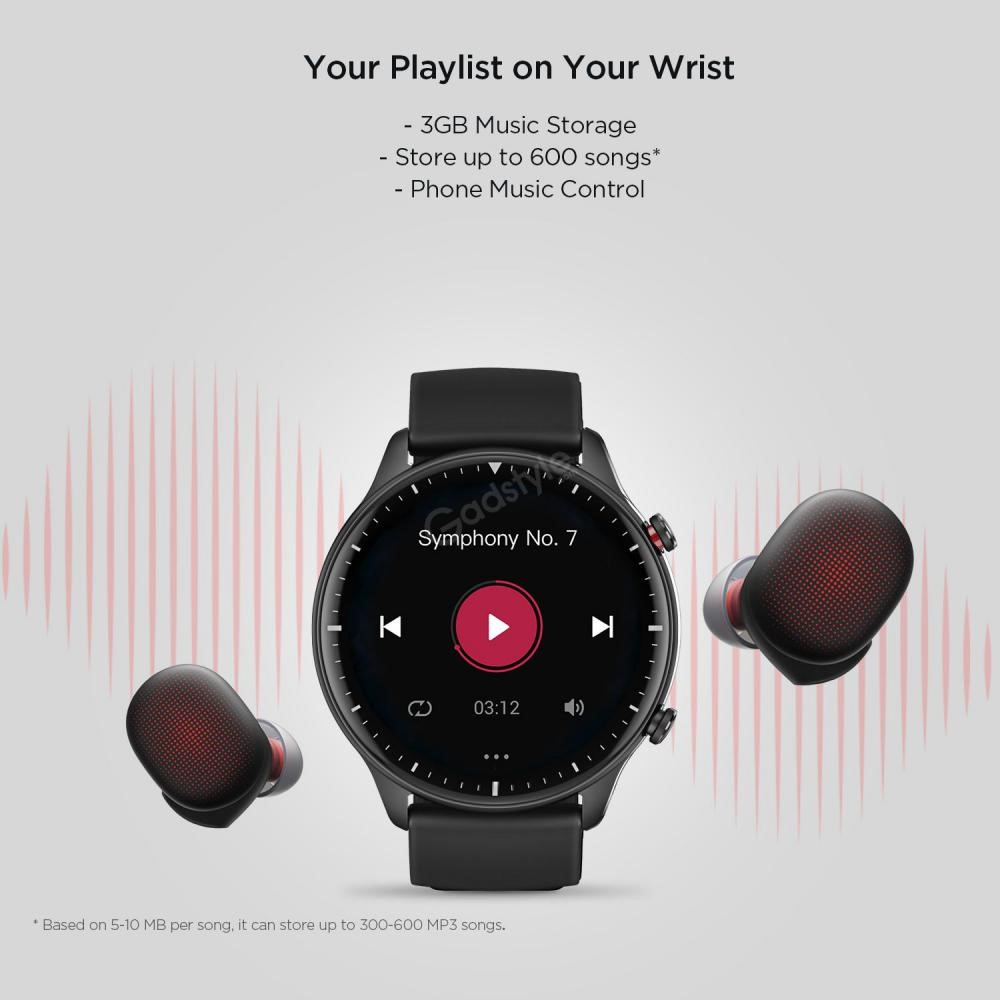 Amazfit Gtr 2 Smartwatch With 14 Day Battery Life (6)