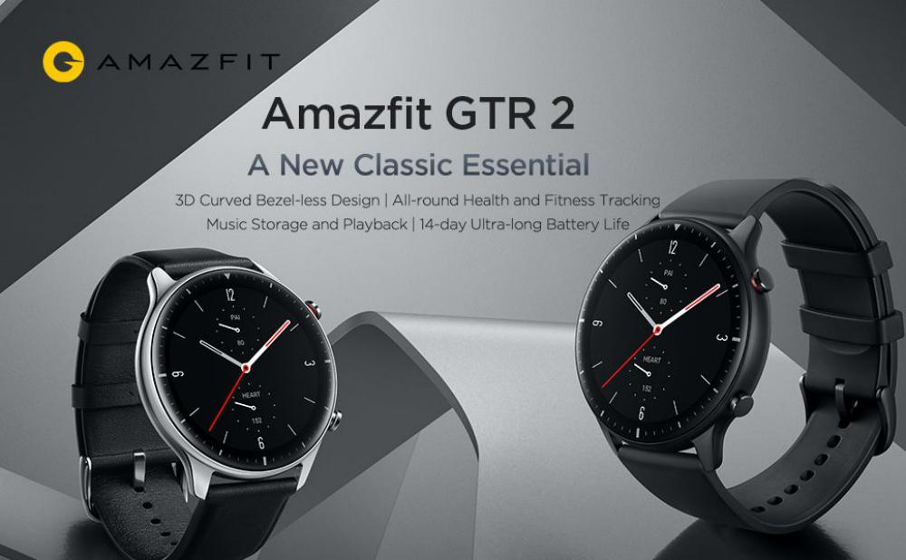 Amazfit Gtr 2 Smartwatch With 14 Day Battery Life (8)