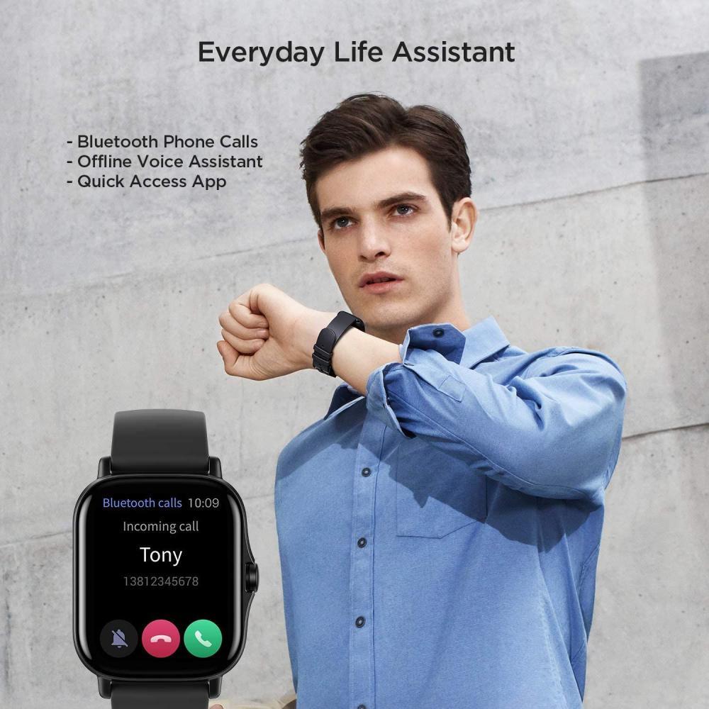 Amazfit Gts 2 Amoled Display Smartwatch Black (6)