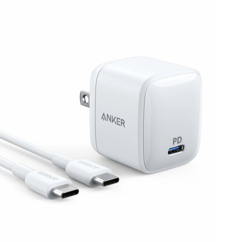 Anker Powerport Atom Pd 1 30w With Type C 6ft Cable