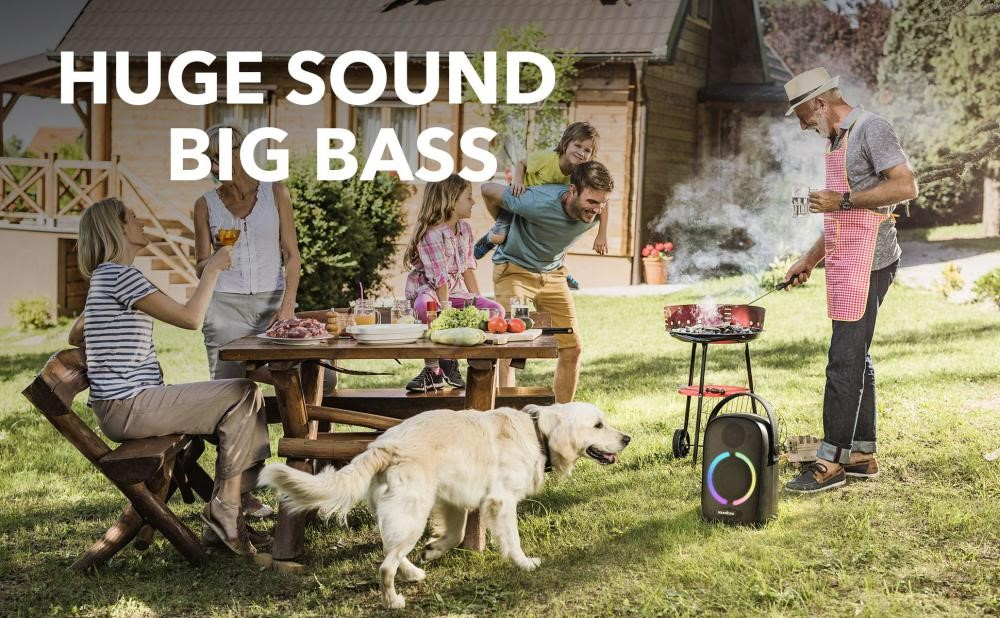 Anker Soundcore Rave Neo Portable Bluetooth Party Speaker 50w (2)