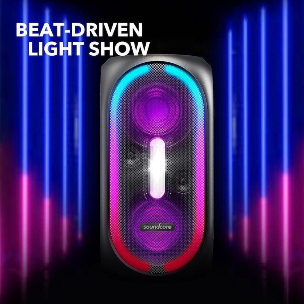 Anker Soundcore Rave Party Proof Speaker With Body Shaking Bass (5)