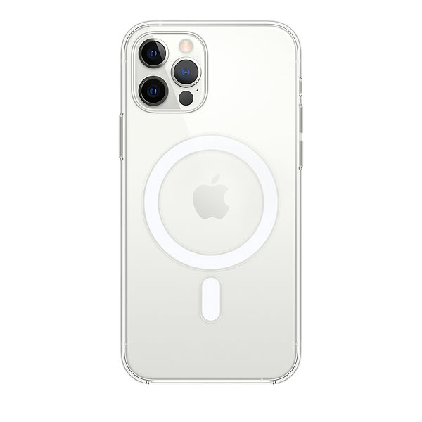 Apple Clear Thin Case With Magsafe For Iphone 12 Mini 1212pro 12 Pro Max (1)