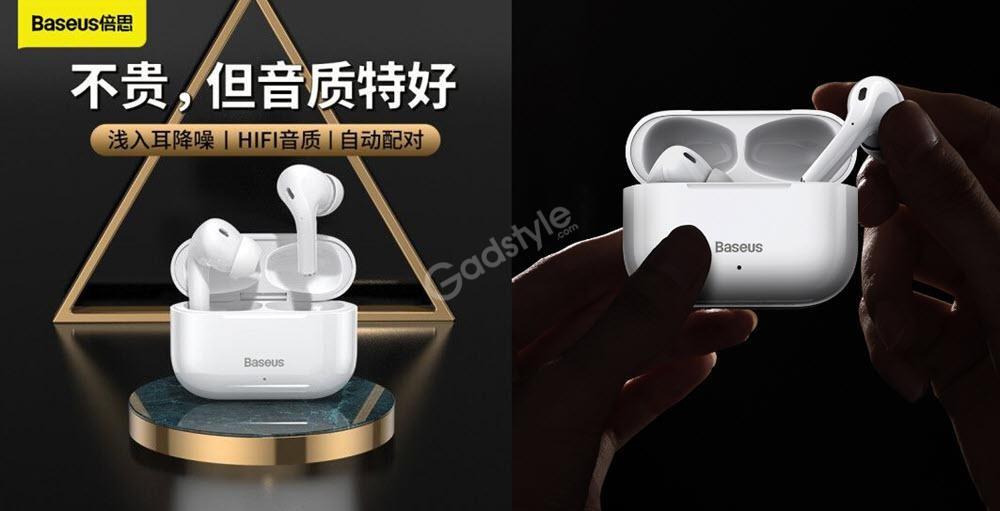 Baseus Encok W3 True Wireless Earphones (3)