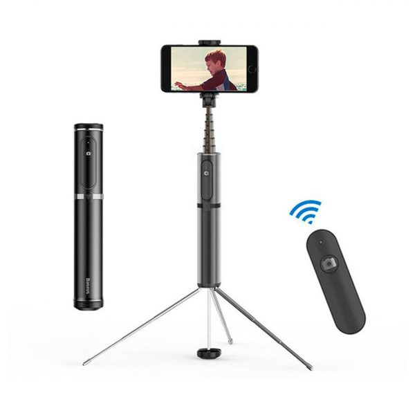 Baseus Foldable Bluetooth Control Selfie Stick With Tripod