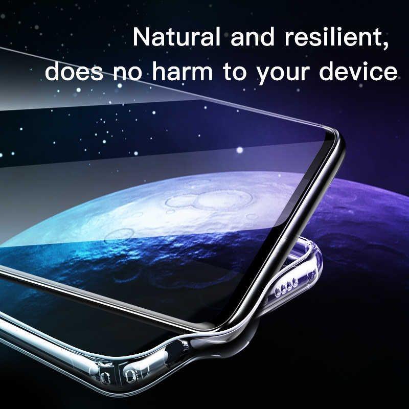 Baseus Soft Clear Case Ultra Slim Transparent For Galaxy S10 S10 Plus (5)