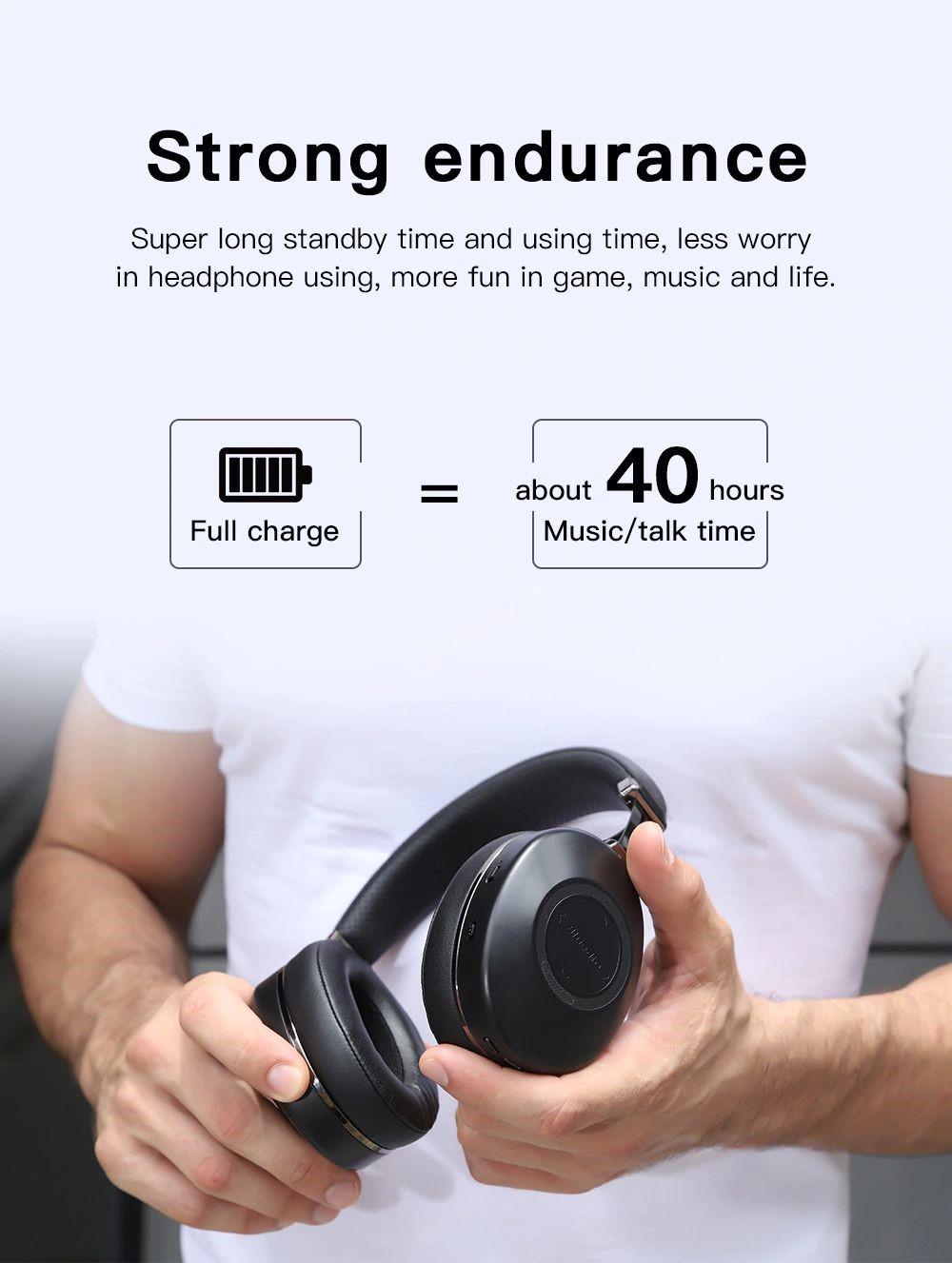 Bluedio H2 Anc Bluetooth 5 0 Headphone Wireless Headset (1)