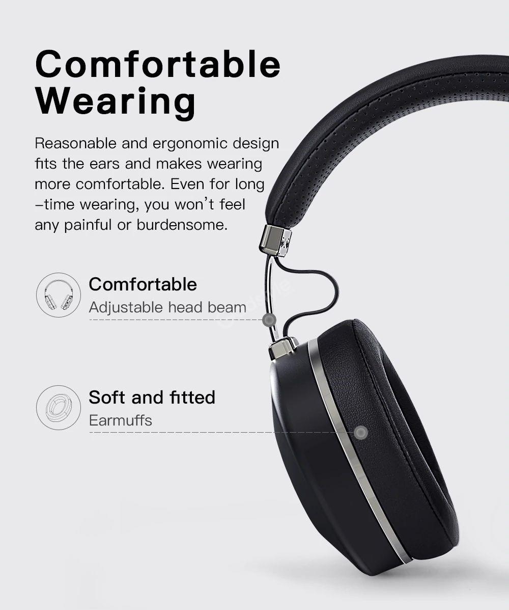 Bluedio H2 Anc Bluetooth 5 0 Headphone Wireless Headset (4)