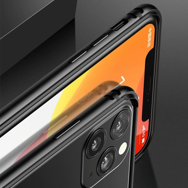 Coteetci Aluminum Bumper Case For Iphone 12 12 Pro 12 Pro Max 12 Mini (1)