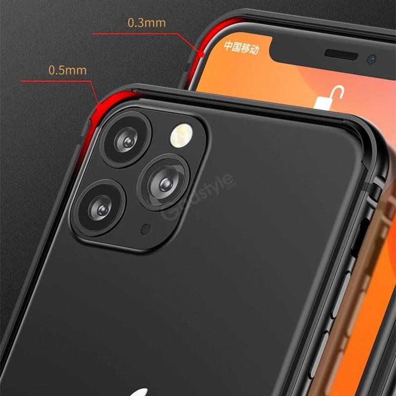 Coteetci Aluminum Bumper Case For Iphone 12 12 Pro 12 Pro Max 12 Mini (3)