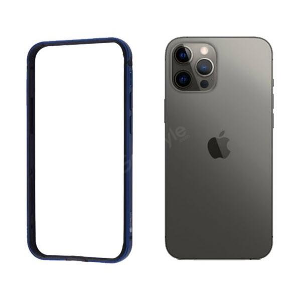 Coteetci Aluminum Bumper Case For Iphone 12 12 Pro 12 Pro Max 12 Mini (5)