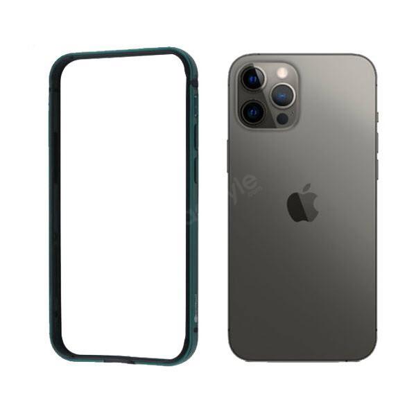 Coteetci Aluminum Bumper Case For Iphone 12 12 Pro 12 Pro Max 12 Mini (6)