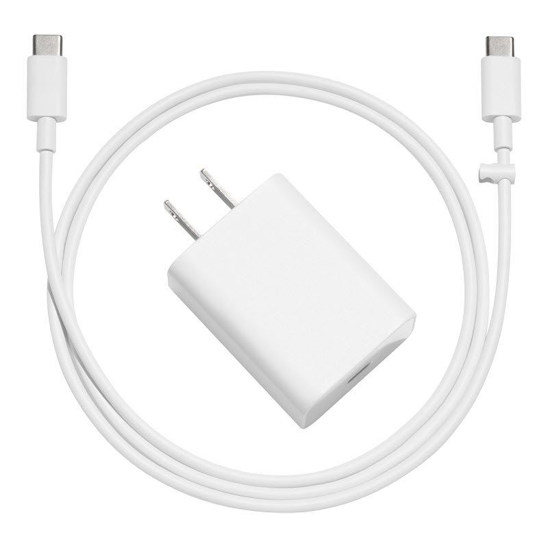 Google 18w Usb C Power Adapter With Cable (1)