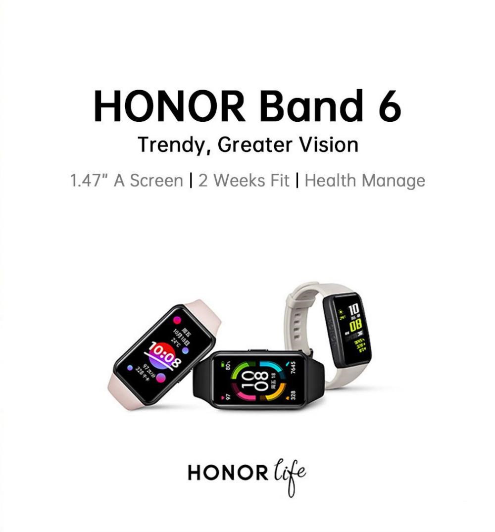 Huawei Honor Band 6 Smart Wristband (1)