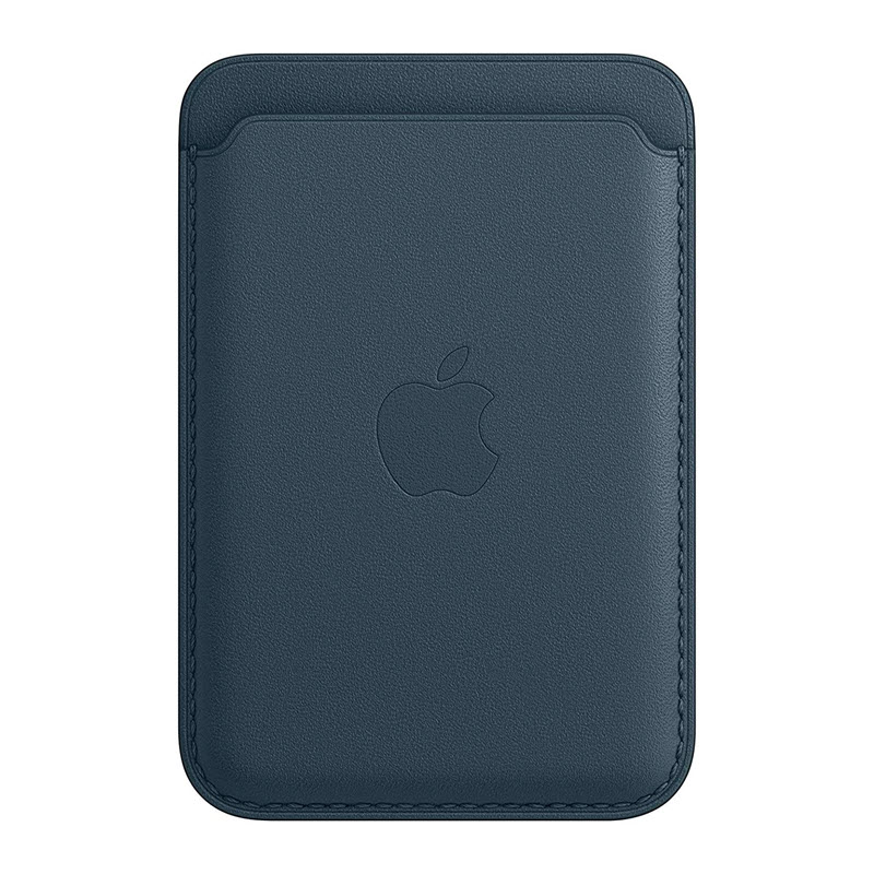 Iphone Leather Wallet With Magsafe (1)