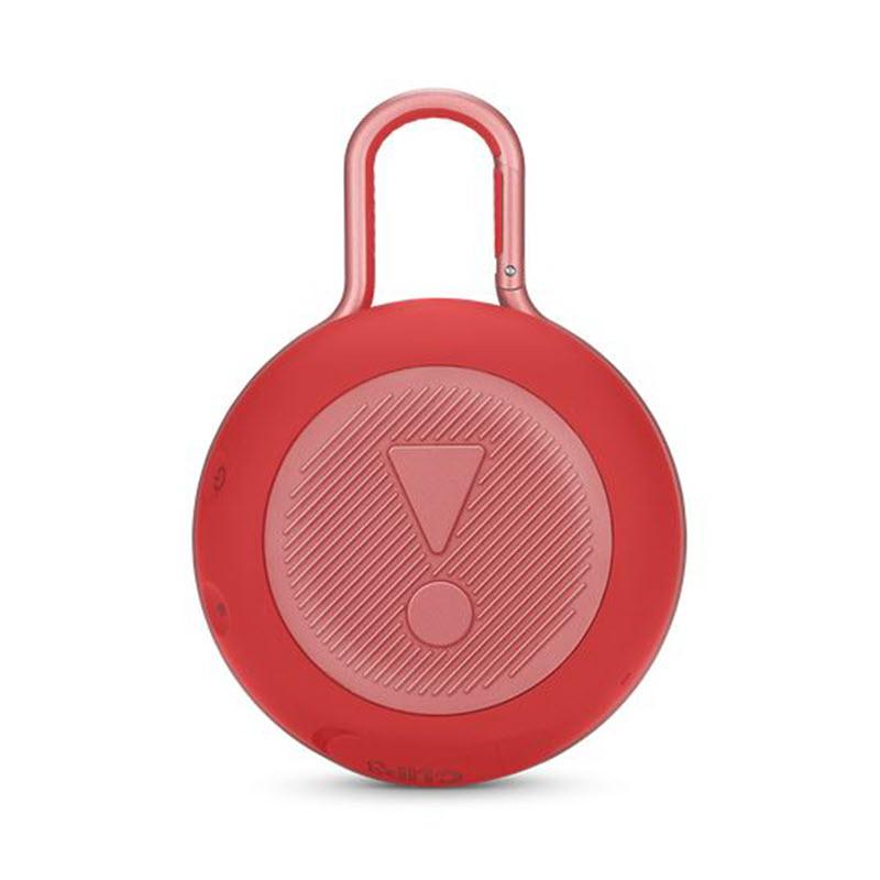 Jbl Clip 3 Portable Waterproof Wireless Bluetooth Speaker Red (1)