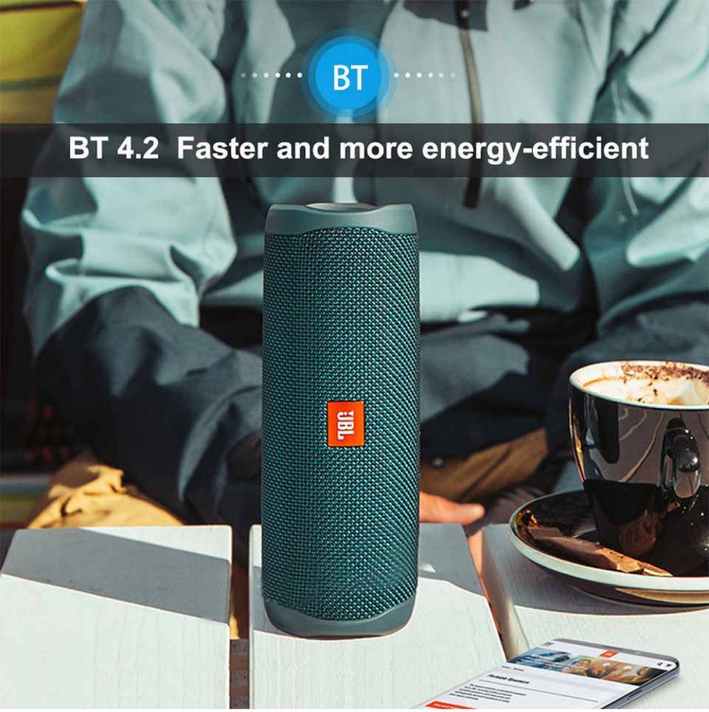 Jbl Flip 5 Waterproof Portable Bluetooth Speaker (2)