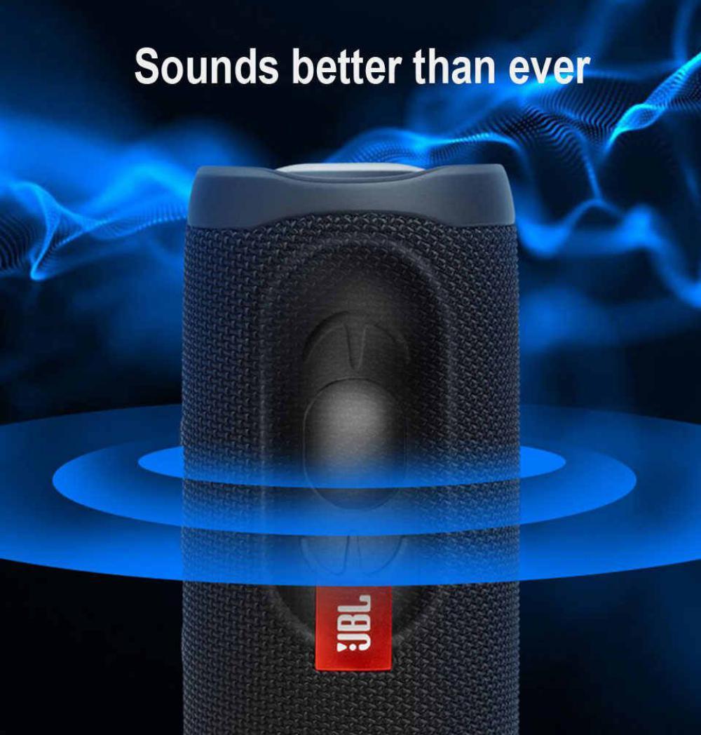 Jbl Flip 5 Waterproof Portable Bluetooth Speaker (4)