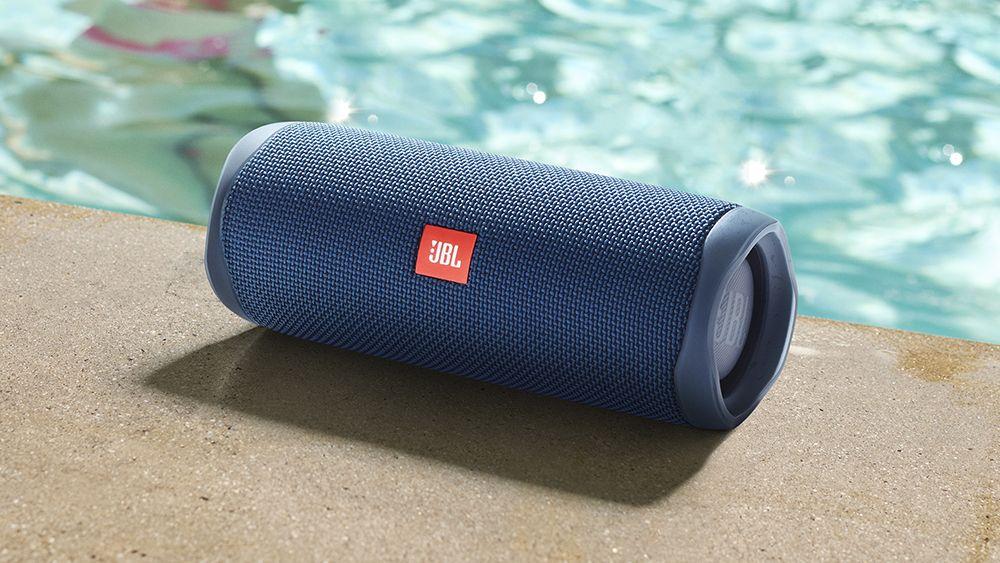 Jbl Flip 5 Waterproof Portable Bluetooth Speaker Blue