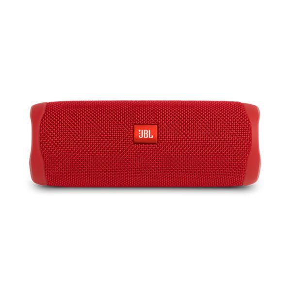 Jbl Flip 5 Waterproof Portable Bluetooth Speaker Red (5)