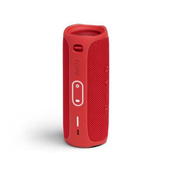 Jbl Flip 5 Waterproof Portable Bluetooth Speaker Red (6)