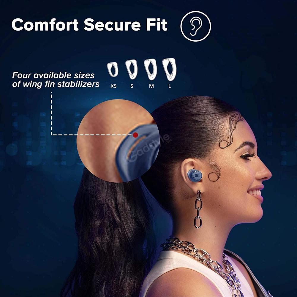 Jbl Live 300tws True Wireless In Ear Headphones (2)