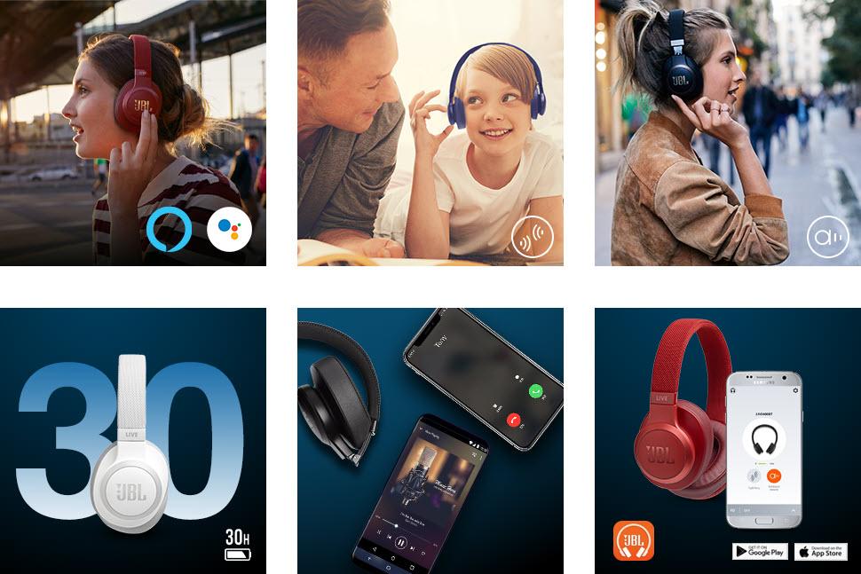 Jbl Live 500bt Wireless Over The Ear Headphones (1)