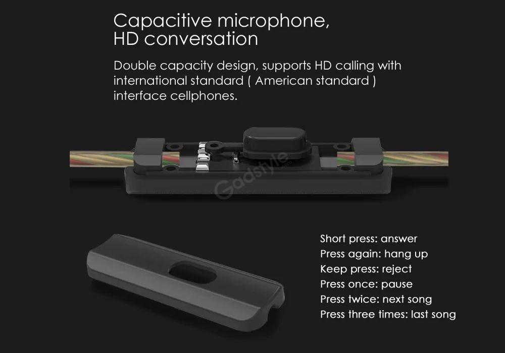 Kz Es3 Balanced Armature With Dynamic In Ear Earphone (3)