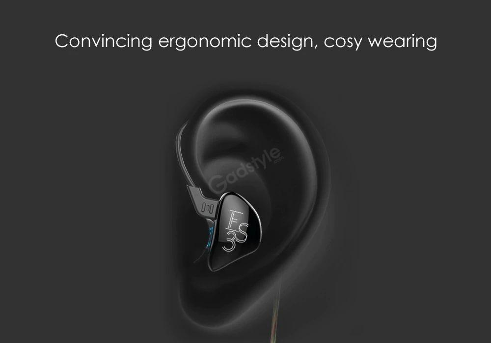 Kz Es3 Balanced Armature With Dynamic In Ear Earphone (5)