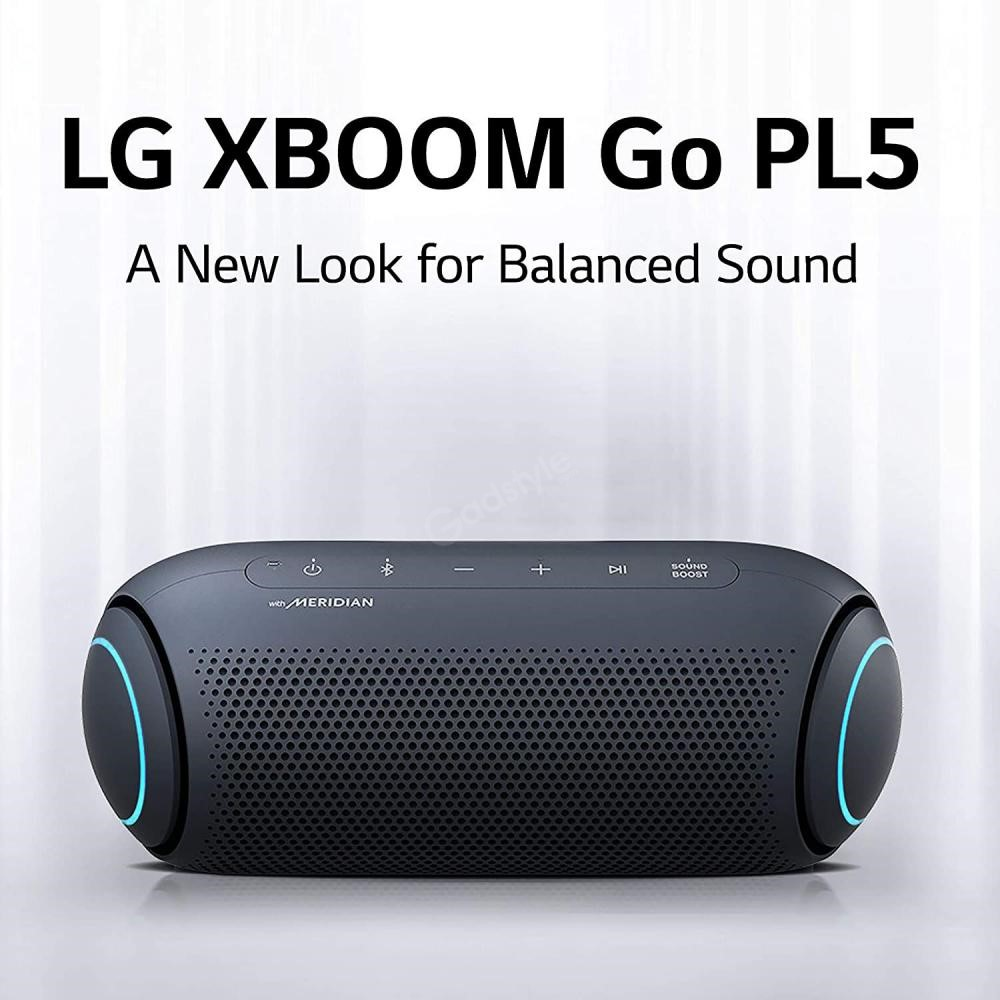 Lg Xboom Go Pl5 Portable Bluetooth Speaker With Meridian Audio Technology (4)
