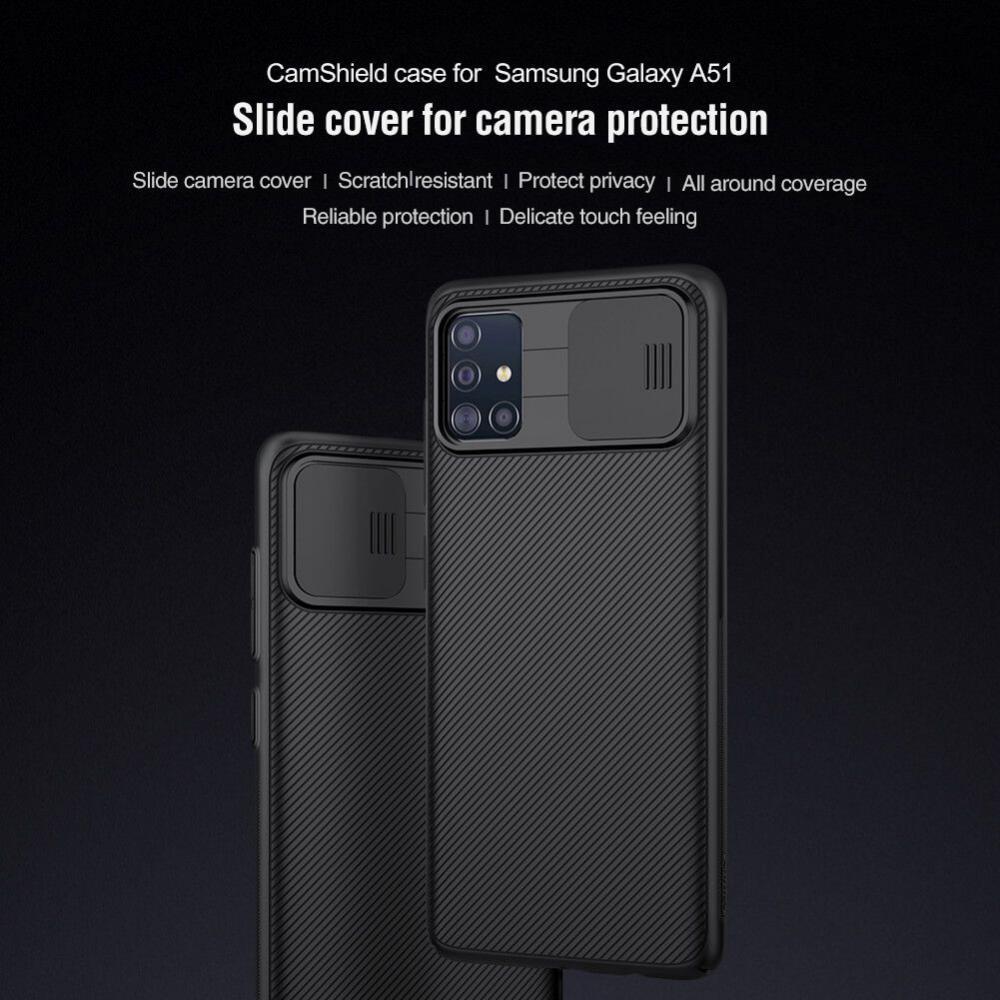 Nillkin Camshield Cover Case For Samsung Galaxy A51 (2)