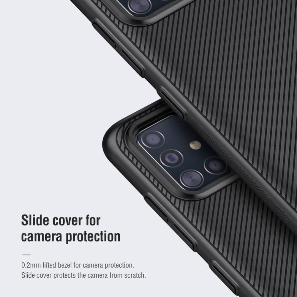 Nillkin Camshield Cover Case For Samsung Galaxy A51 (3)