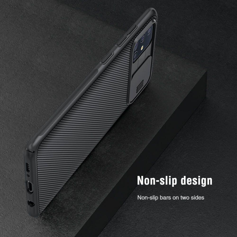 Nillkin Camshield Cover Case For Samsung Galaxy A51 (4)