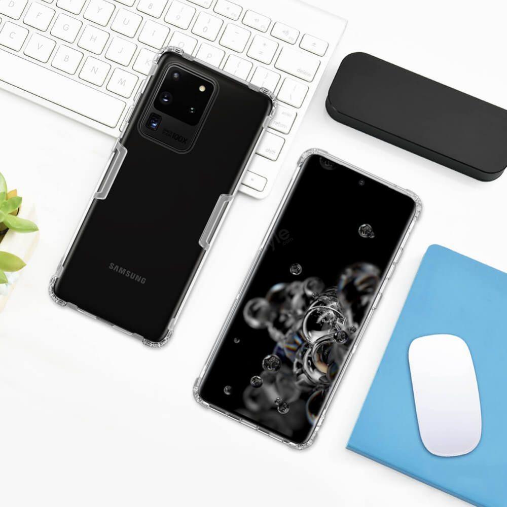 Nillkin Nature Tpu Case For Samsung Galaxy S20 Ultra (1)