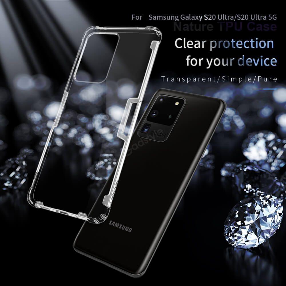 Nillkin Nature Tpu Case For Samsung Galaxy S20 Ultra (3)