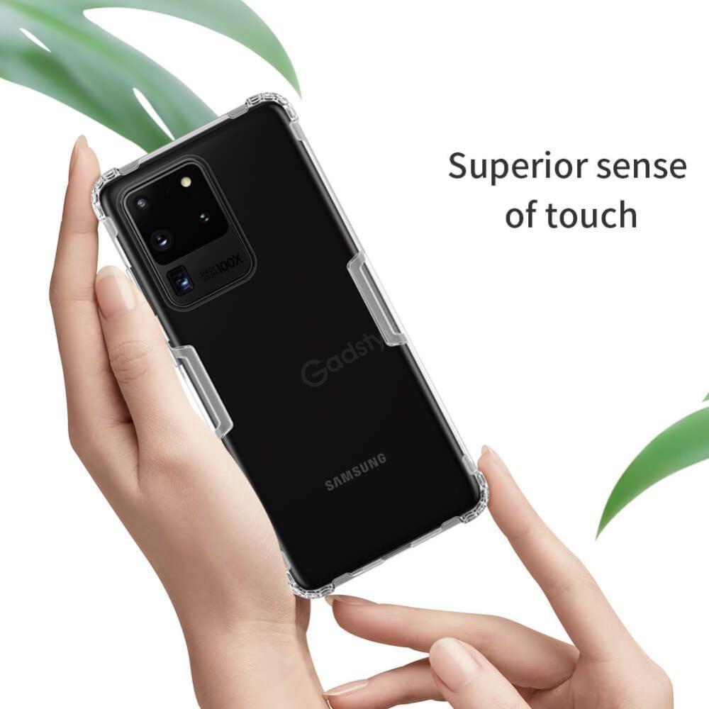 Nillkin Nature Tpu Case For Samsung Galaxy S20 Ultra (4)