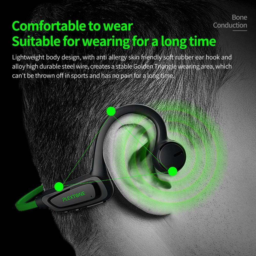 Plextone Boost1 Bone Conduction Headphones (2)