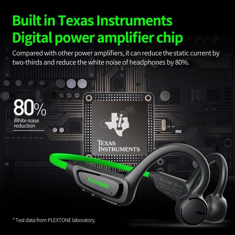 Plextone Boost1 Bone Conduction Headphones (5)
