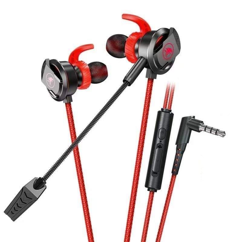 Plextone Mowi Rx3 Dual Microphone Gaming Headphones