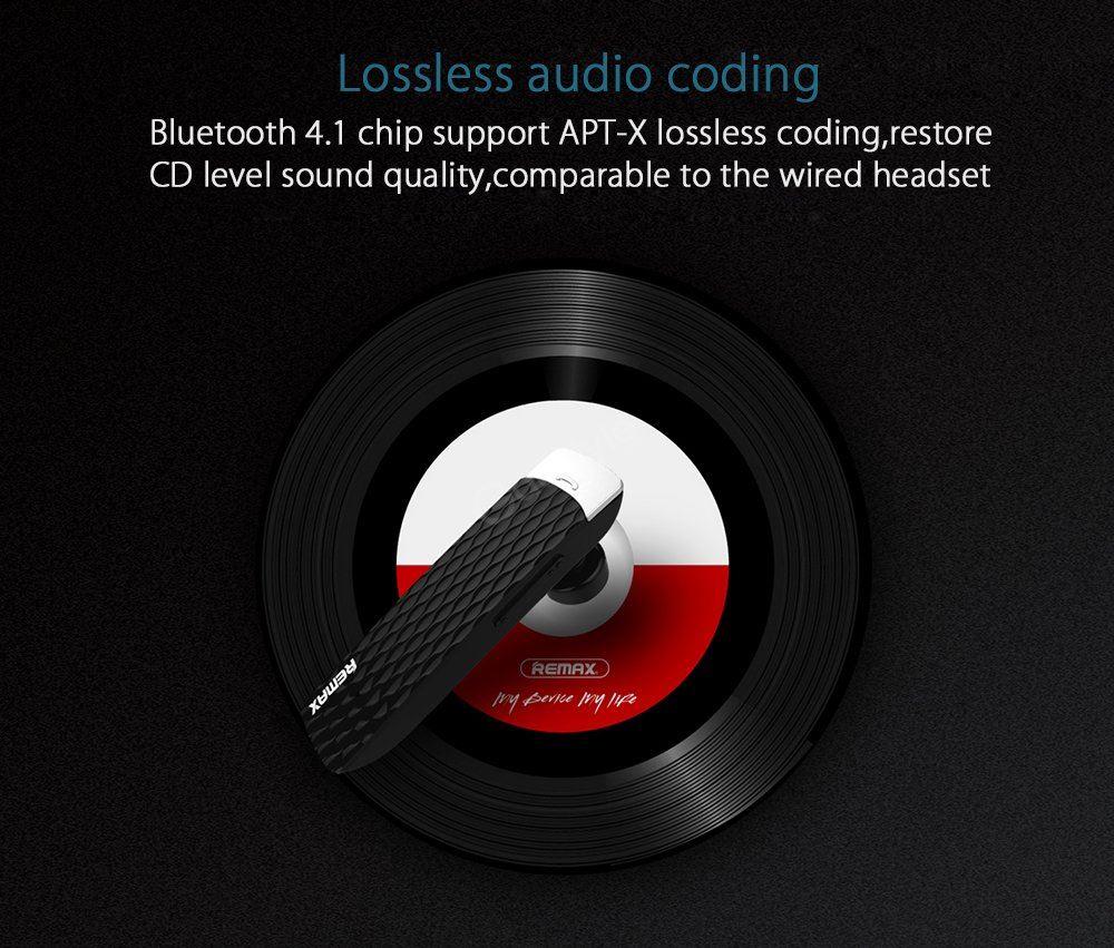 Remax Rb T9 Single Wireless Bluetooth Earphone (1)