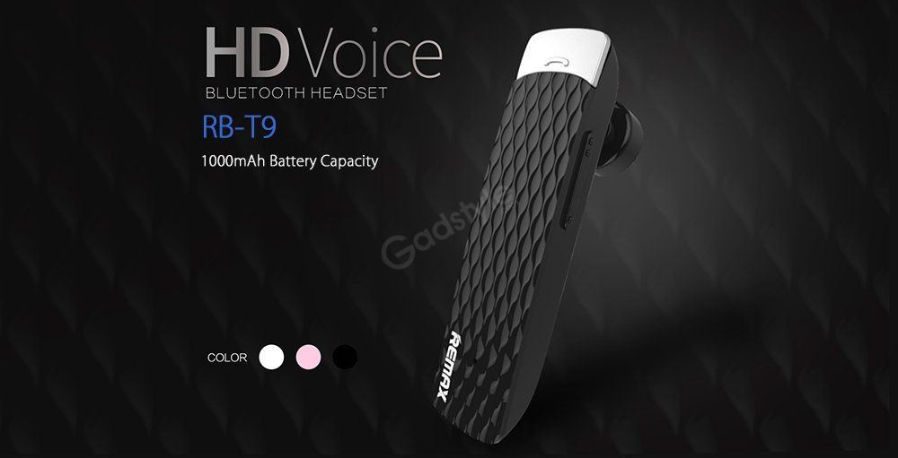 Remax Rb T9 Single Wireless Bluetooth Earphone (3)