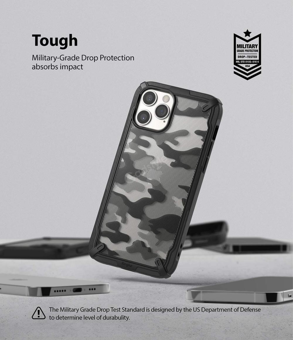 Ringke Fusion X Case For Iphone 12 Series (1)