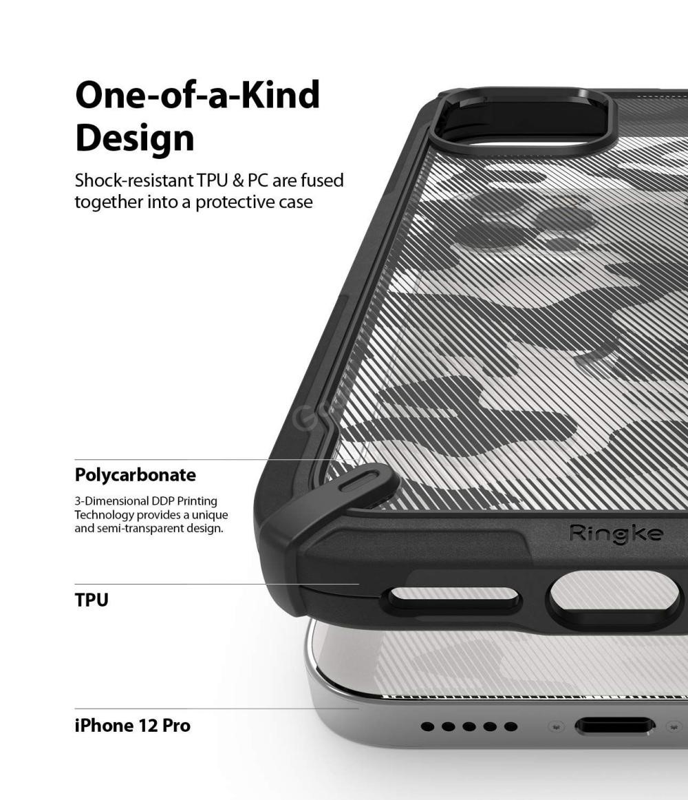 Ringke Fusion X Case For Iphone 12 Series (2)