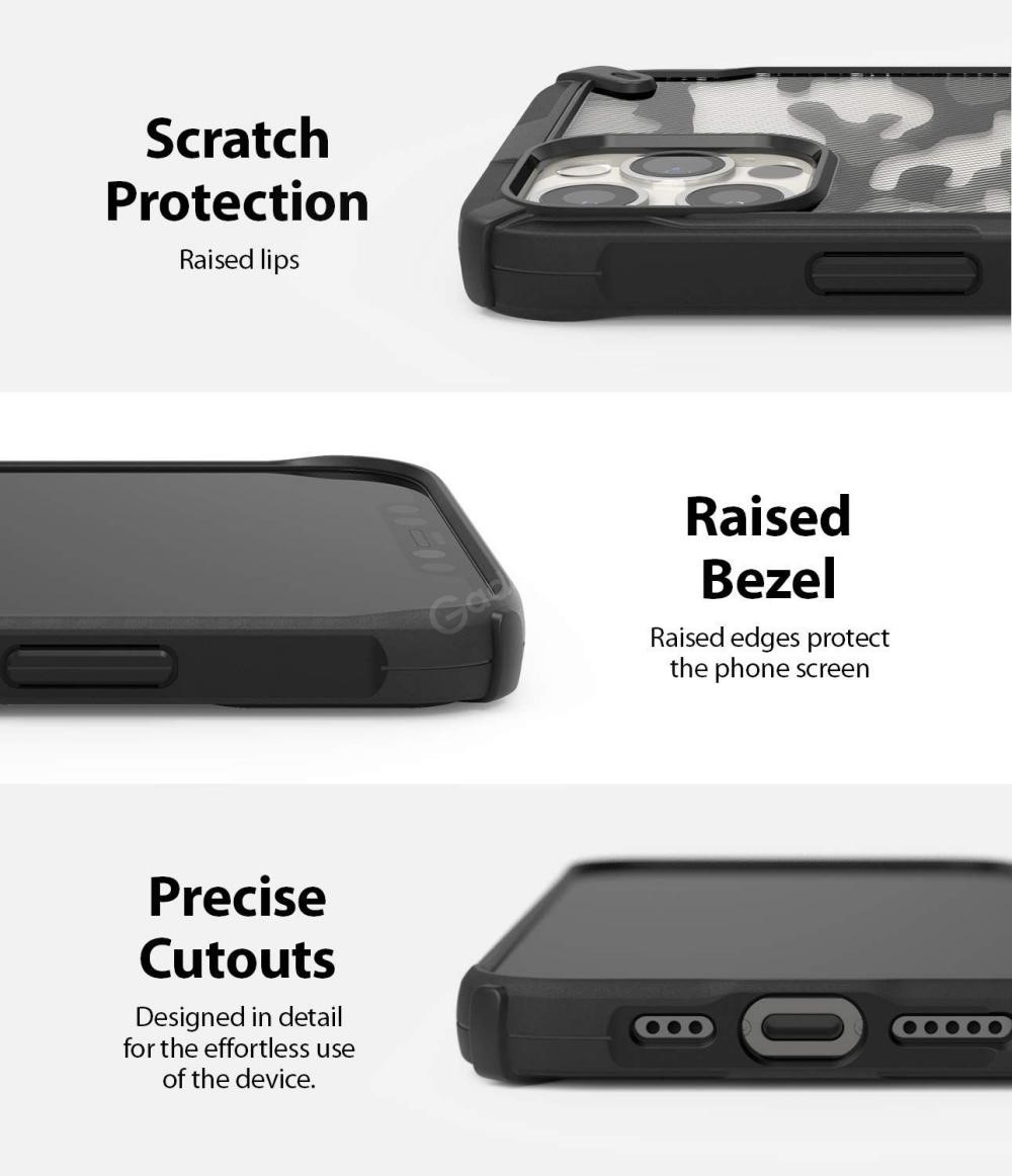Ringke Fusion X Case For Iphone 12 Series (4)