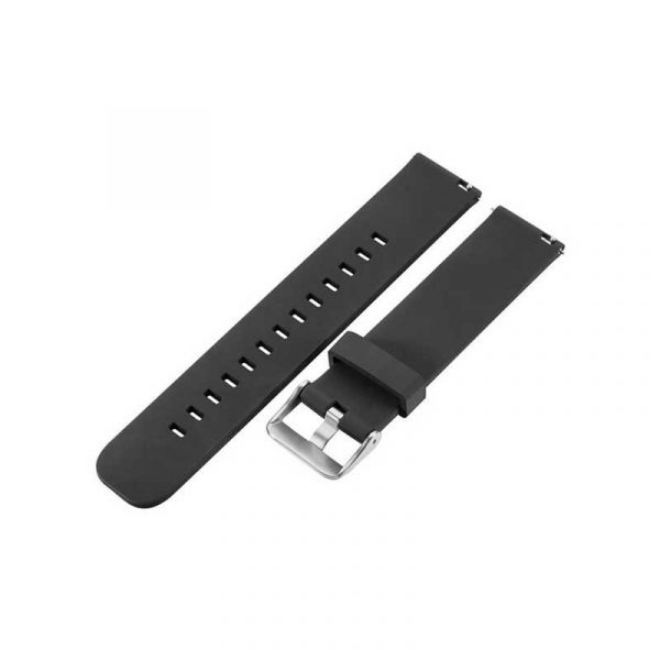 Silicone Band Watch Strap For 20mm 22mm (2)