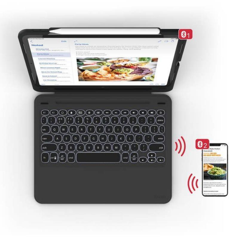 Slim Book Go Ultra Slim Keyboard Detachable Case For 12 9 Inch Ipad Pro (1)