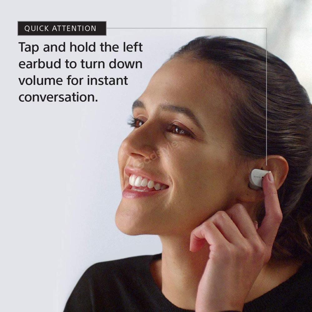 Sony Wf 1000xm3 Noise Canceling Truly Wireless Earbuds (5)